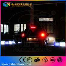 PE Plastic LED light Streets Blocks