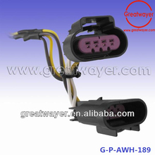 waterproof auto connector wire harness audi rns-e
