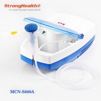 Home Care Nebulizer with Storage for accessories