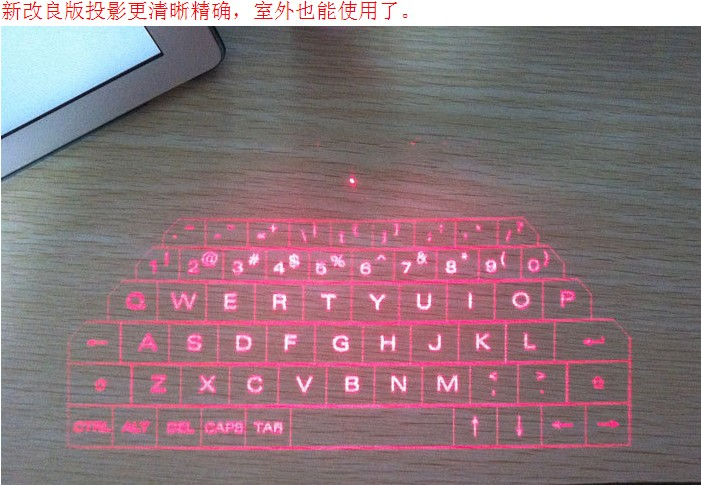import from china deluxe virtual keyboard price