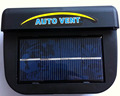 Hot Sale Solar Powered Auto Cool Car Fan Air Vent car fan