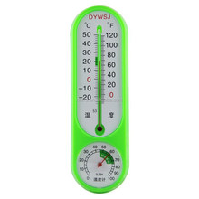 WS-A2 New 2015 Indoor or Outdoor Thermometer with Hygrometer / Humidity Tool mechanical thermo-hygrometer
