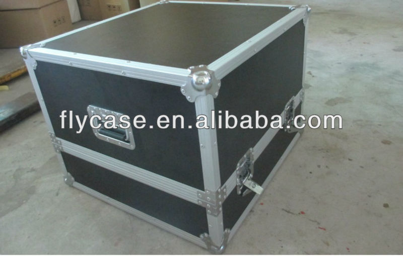 customize aluminum flight case for lcd tv with wheels flight case for exhibition fair show far and assemble  fair play device