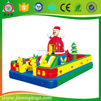 inflatable water slides china for christmas JMQ-G172D