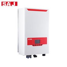 SAJ three phase 380v 4kva solar power inverter for home rooftop PV system