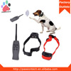 2016 Shenzhen Pet Trainer Vibra Audio Shock 300m Outdoor Remote Control Used Dog Training Collar