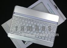 For iPad Air 5 Aluminum Tablet Bluetooth Wireless Keyboard