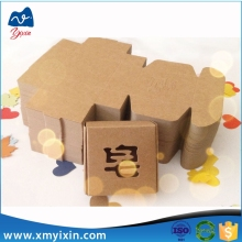 Paper sleeve kraft soap box image