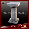 Decorative Marble Hand Carved Outdoor Pillars