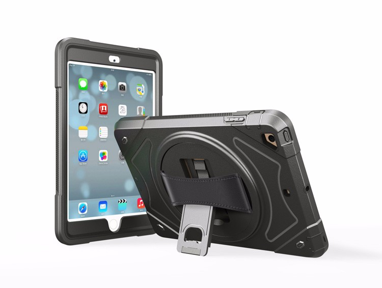 Newest Design Hybrid 2 in 1 for ipad mini 4 case