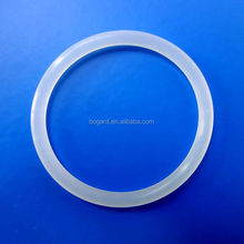 Good Quality Transparent/Clear silicone O-Ring for sealing
