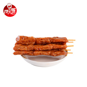 spicy tasty food simple and quick healthy snacks - 90g vegetarian meat strings
