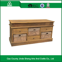 Console Cabinet TV storage cabinet wooden furniture office cabinet