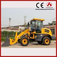 ZL10B Wheel loader small engine loader mini construction equipment for sale