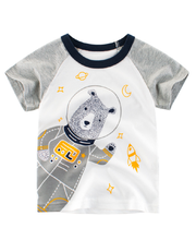 100% cotton <strong>boy's</strong> short sleeve t shirt