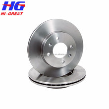 43512-52060 brake disc rotor yiwu auto spare parts for TOYOTA PROBOX/SUCCEED