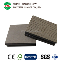 Waterproof WPC Decking for Swimming Pool with High Quality