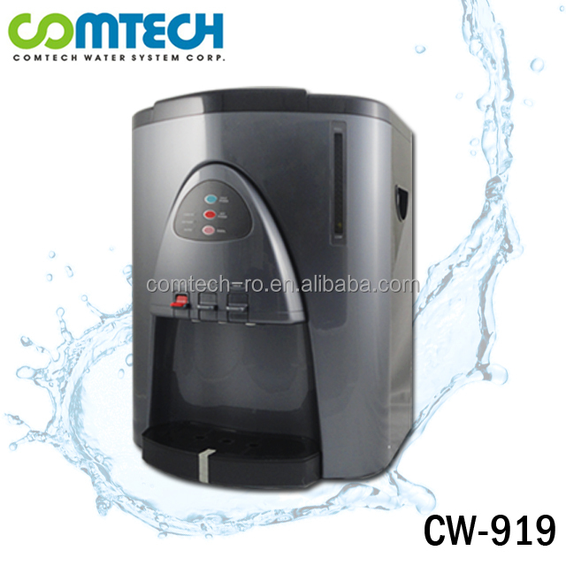 Hot, Cold & Room Temperature Counter-Top Water Dispenser Taiwan Made