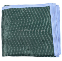 non woven quilted cotton furniture moving pad blanket