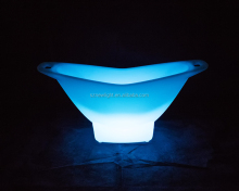 Bigger Size LED Ice Bucket For Party And Bars