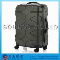 Plastic Universal Wheels Luggage Box Luggage