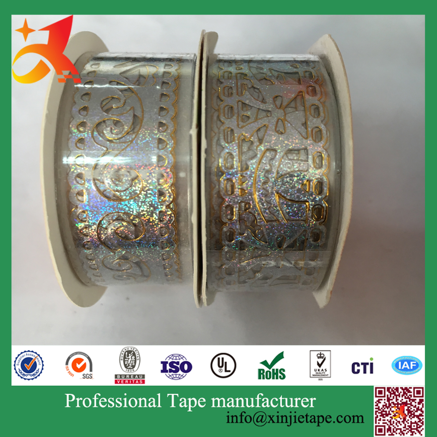 Direct manufacturers sell fabric pattern DIY handmade lace tape from alibaba china
