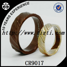 316L Stainless Steel Fashion Couples Rings