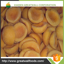 Frozen Yellow wholesale peaches