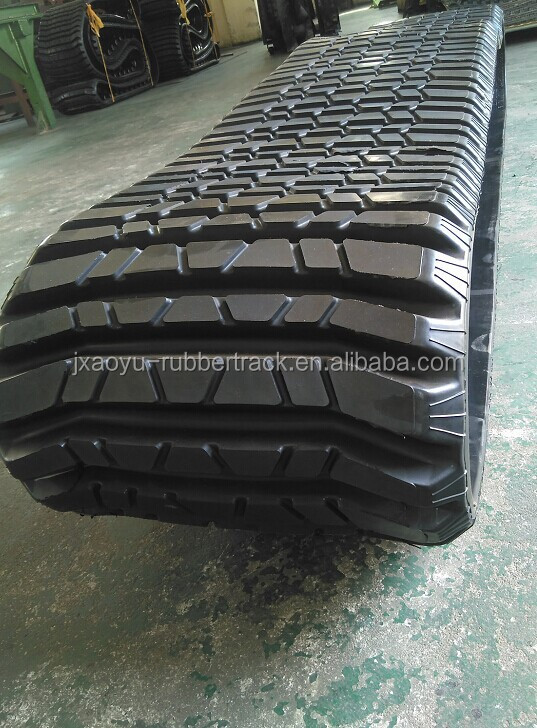 ASV Rubber Track for Terex Loader Rubber Track, Skid Steer Rubber Track Belts, 277C Rubber Track with Factory Price