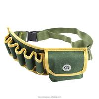 Customized electrician waist tool belt pouch bag
