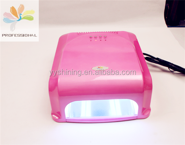 Professional 36W UV LAMP nail drying machine LAMPE UV LED NAIL LAMP nail machinery