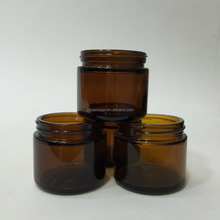 2 oz. glass jars for cream