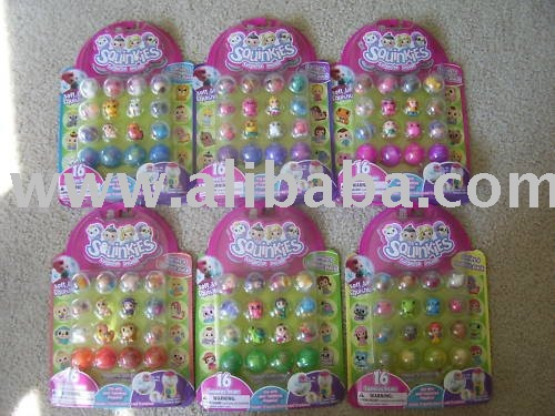 Squinkies Series 1 Bubble Pack New by Blip Toys
