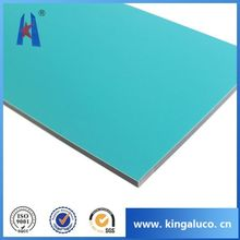 Alucobond dibond acp sheet decorative wall panel