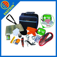 Made in china winter emergency kits road safety kit