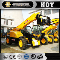 China XCMG 7m widely used telescopic forklift XC6-3507 for sale in dubai