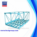 stackable Metal cage pallet/heavy duty stackable steel pallet