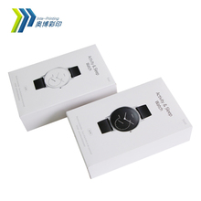 High Quality Wholesale Customized Paper Watch Packaging Gift Box