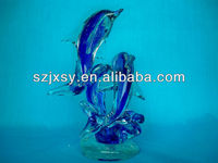 Dolphin Decorative Resin Animal Statues