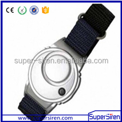 Chirdren protect personal security wrist 120db alarm
