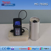 Handheld portable cup type moisture meter for bean