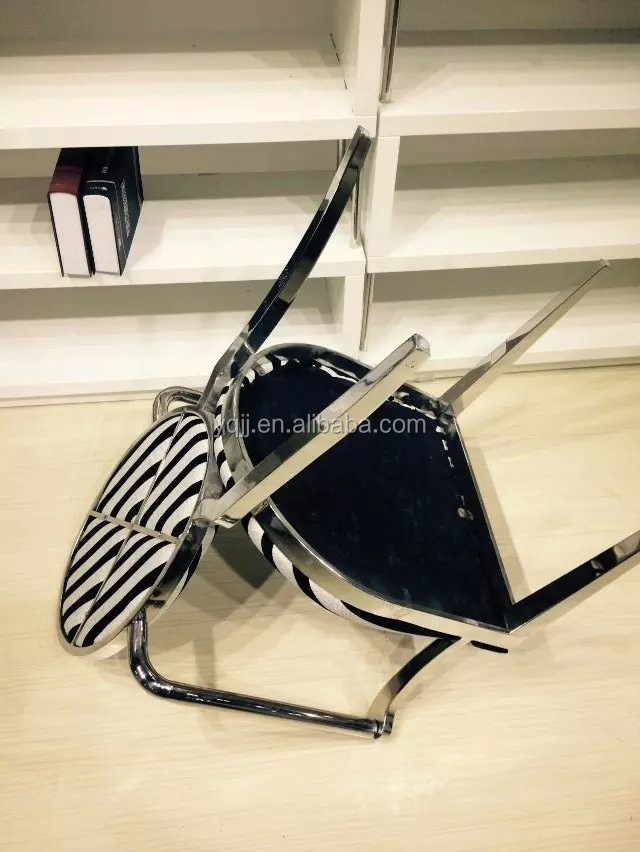 Modern banquet dining good design stainless steel chair furniture