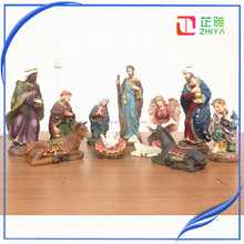 religious christmas native american nativity sets