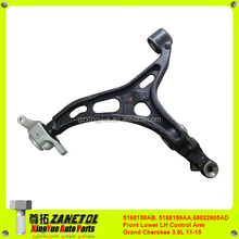 2011-2015 Jeep Grand Cherokee 3.6L 3.0 Diesel Dodge Durango Front Lower LH Control Arm 5168159AA 5168159AB 68022605AD