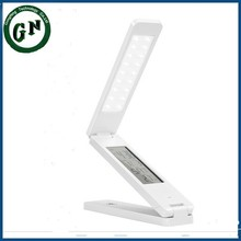 GN-995-07 wholesale folding flexible compact size 2015 study reading battery operated rechargeable led desk lamp