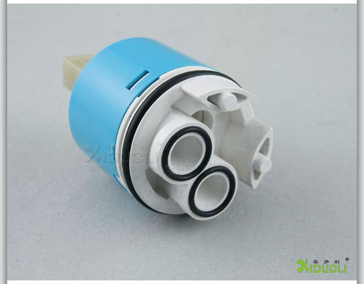 Bathroom Fittings Ceramic 40mm Faucet Cartridge