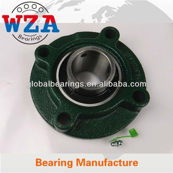 WZA pillow block bearing UCFC208