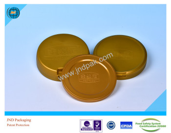 PP plastic flip top cap lid for buckets cans with CFDA
