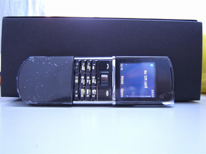 Hot sale mobile phone 8800 se 8800 sirocco gold