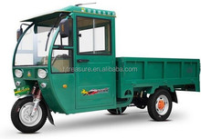 175CC three wheel motorcycle, pedicab with carbin for cargo